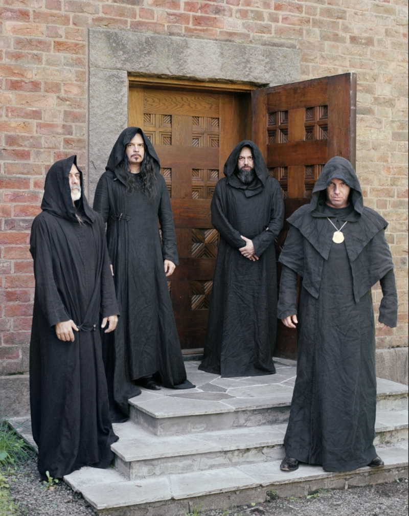SUNN O))) announce March 2017 tour dates in northeast USA / southeast Canada
