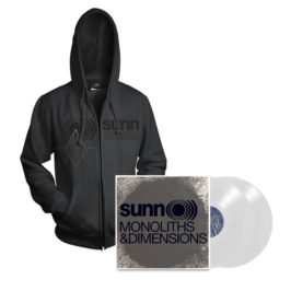 sunn100 Monoliths & Dimensions package sweatshirt