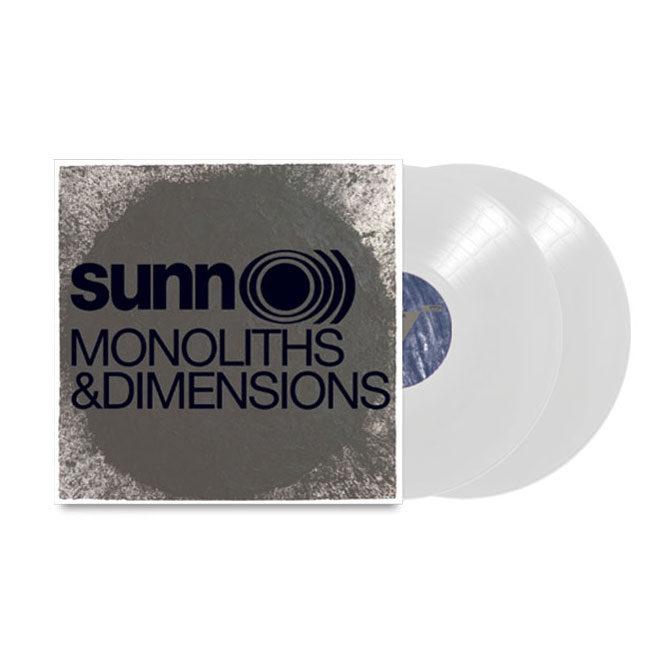Monoliths & Dimensions white 2xlp