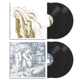 Sunn O)))- White1 & White 2 (2018 Remastered Editions) 2xLP Black Vinyl Bundle