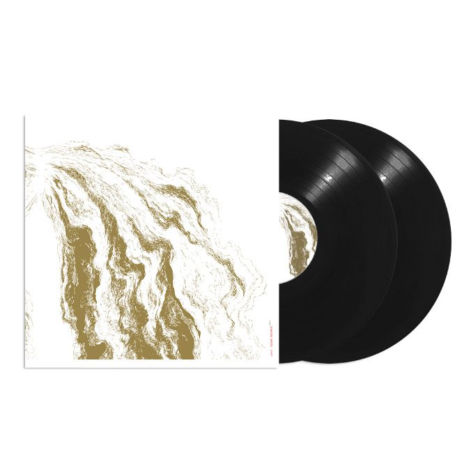 sunn O)))- White1 (2018 remastered edition) - black vinyl