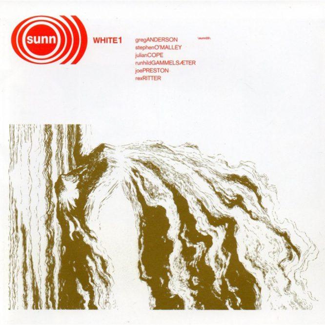 White 1 CD