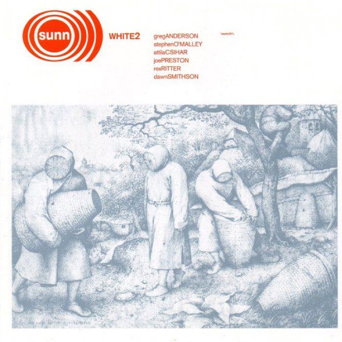 Sunn O))) -White 2