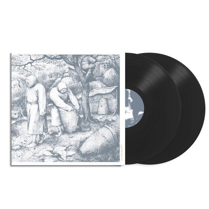 Sunn O))) -White 2 2xLP Black Vinyl