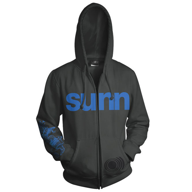 SUNN94-Dømkirke zipup front