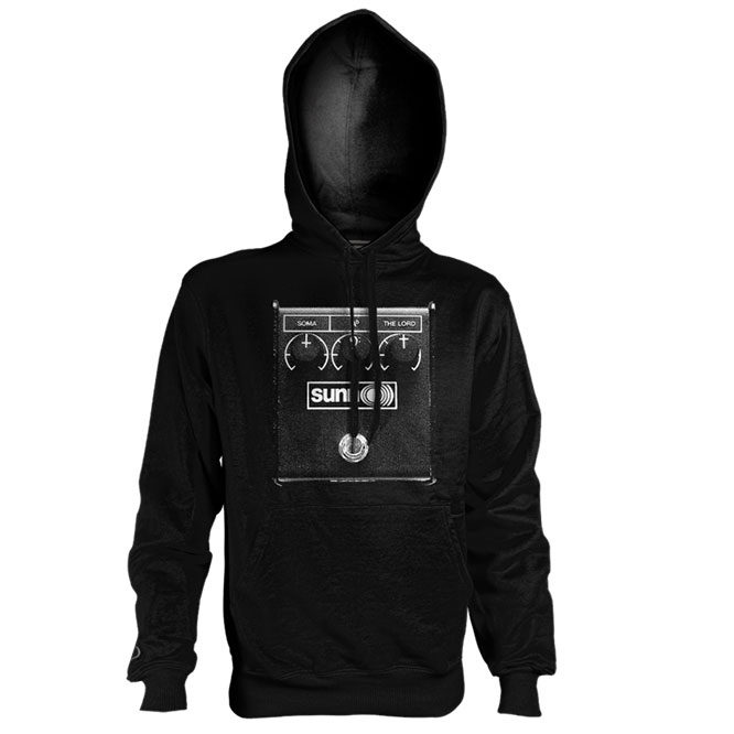 O))) RAT-pedal PULLOVER Hoodie