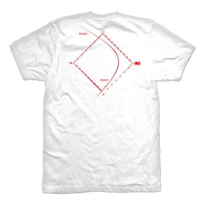 SUNN WHITE 1 t-shirt (VINTAGE STYLE SHIRT)