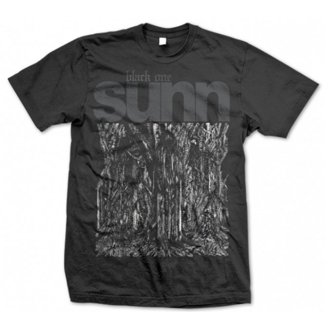 SUNN50- Black One Tshirt