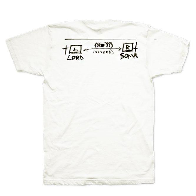 Angel Head / 2012/13 US/Japan/EU Tour Tshirt