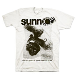 Angel Head / 2012/13 US/Japan/EU Tour Tshirt