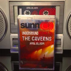 SUNN O))) - 2019.04.20, The Caverns, Pelham, TN, USA