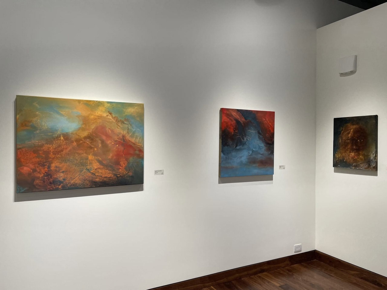 Samantha Keely Smith exhibition